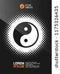 brochure or web banner design... | Shutterstock .eps vector #1175326435
