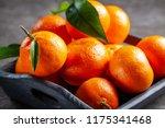 Fresh Juicy Clementine...