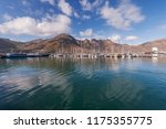 cape town boats | Shutterstock . vector #1175355775