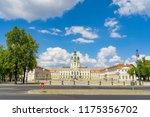 schloss charlottenburg in berlin   Shutterstock . vector #1175356702