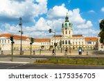schloss charlottenburg in berlin   Shutterstock . vector #1175356705