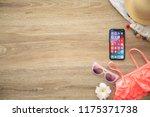 alushta  russia   august 26 ... | Shutterstock . vector #1175371738