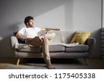people  lifestyle  rest and... | Shutterstock . vector #1175405338