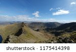 A View From Stop Striding Edge  ...