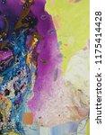 oil painting  artist roman... | Shutterstock . vector #1175414428