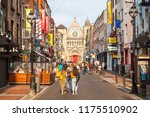 dublin  ireland   june 17  2018 ... | Shutterstock . vector #1175510902