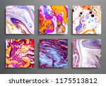 dynamic backgrounds. trendy... | Shutterstock .eps vector #1175513812