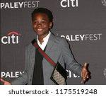 los angeles   sep 7   jalyn... | Shutterstock . vector #1175519248