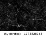 natural black marble texture... | Shutterstock . vector #1175528365