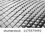 abstract modern architecture...   Shutterstock . vector #1175575492