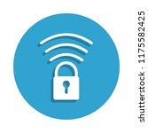 lock on wireless communication...