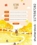 Autumn Travel Illustration