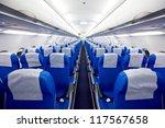 Interior Of The Passenger...