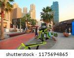 dubai  uae   may 08  2018 ... | Shutterstock . vector #1175694865