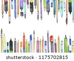 Watercolor Artistic Workspace ...