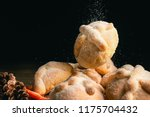 traditional mexican bread of... | Shutterstock . vector #1175704432