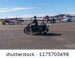 salem  oregon   august 4  2018  ... | Shutterstock . vector #1175705698