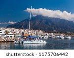 Puerto Banus Marbella  Spain  ...