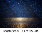 glitter vintage lights... | Shutterstock . vector #1175722885