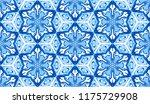 seamless winter texture. frosty ...   Shutterstock .eps vector #1175729908