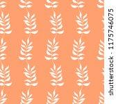 vector seamless pattern of...   Shutterstock .eps vector #1175746075