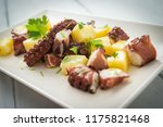 Octopus And Potato Salad ...