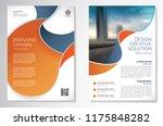 template vector design for... | Shutterstock .eps vector #1175848282