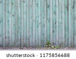 part of an old rural fence of... | Shutterstock . vector #1175856688