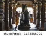banavasi  karnataka  india ... | Shutterstock . vector #1175866702