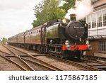 sheringham  norfolk  uk   june... | Shutterstock . vector #1175867185