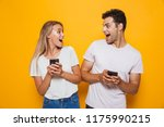 photo of happy excited young... | Shutterstock . vector #1175990215