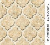 interior wall panel pattern  ... | Shutterstock . vector #1176004042