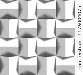 abstract decorative tiles  ... | Shutterstock . vector #1176004075