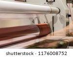 Big Printing Machine And...