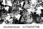 dry brush strokes and scratches ... | Shutterstock .eps vector #1176033748