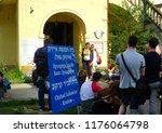 cracow krakow poland   9... | Shutterstock . vector #1176064798