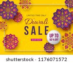 sale poster or banner for... | Shutterstock .eps vector #1176071572