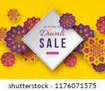 sale poster or banner for... | Shutterstock .eps vector #1176071575
