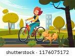vector cartoon illustration of... | Shutterstock .eps vector #1176075172