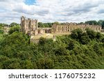 bolsover castle in... | Shutterstock . vector #1176075232