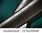 close up photo of backlit metal ... | Shutterstock . vector #1176145048