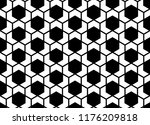 abstract geometric pattern. a... | Shutterstock .eps vector #1176209818