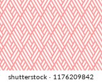 abstract geometric pattern with ... | Shutterstock .eps vector #1176209842