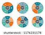 vector infographics template...   Shutterstock .eps vector #1176231178
