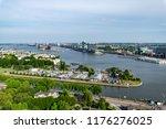 amsterdam  netherlands   11... | Shutterstock . vector #1176276025