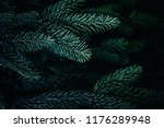 christmas  background with... | Shutterstock . vector #1176289948