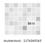 seamless textures. geometric ...   Shutterstock .eps vector #1176369265