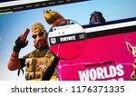 montreal  canada   september 8  ... | Shutterstock . vector #1176371335
