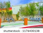 menlo park  california  united... | Shutterstock . vector #1176430138