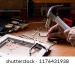 home renovation and improvement ... | Shutterstock . vector #1176431938
